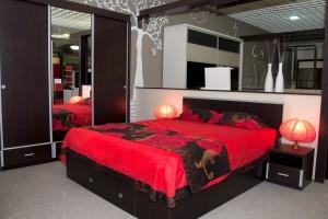 Dormitor Alexia la comanda