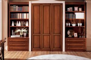 biblioteca-venetia-cu-fronturi-lemn-masiv-venetia